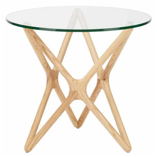 Star Side Table Mikaza Meubles Modernes Montreal Modern