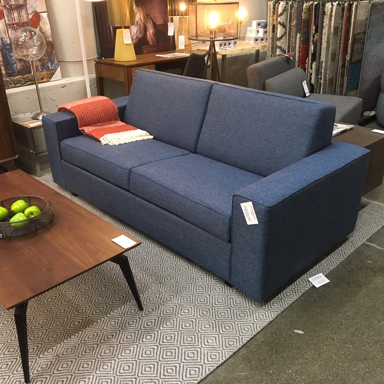 Dolce Sofa Bed Mikaza Meubles Modernes Montreal Modern