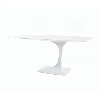 Justin White Fiberglass Tables