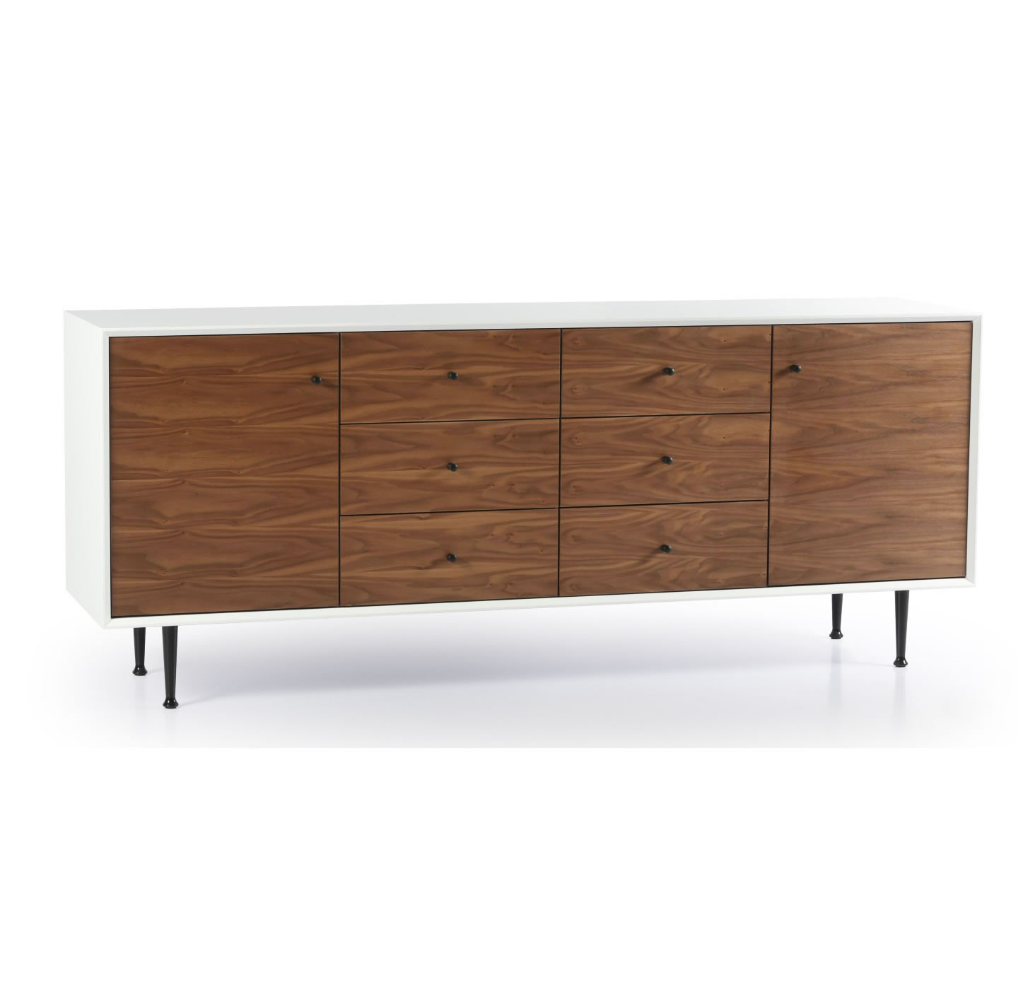 Sima buffet credenza sideboard mikaza meubles for Buffet meuble montreal