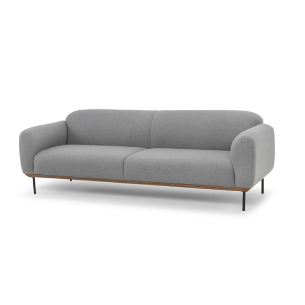 Benson Sofa light grey