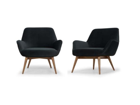 Gretchen Chair shadow grey