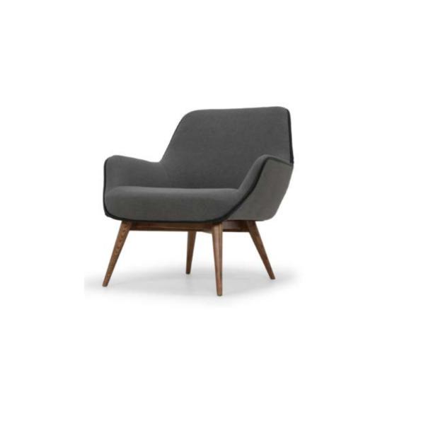 Gretchen Chair slate grey