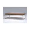Kubo Coffee table rectangle veneer