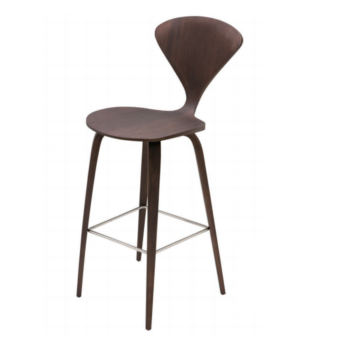 Satine Counter Stool Mikaza Meubles Modernes Montreal