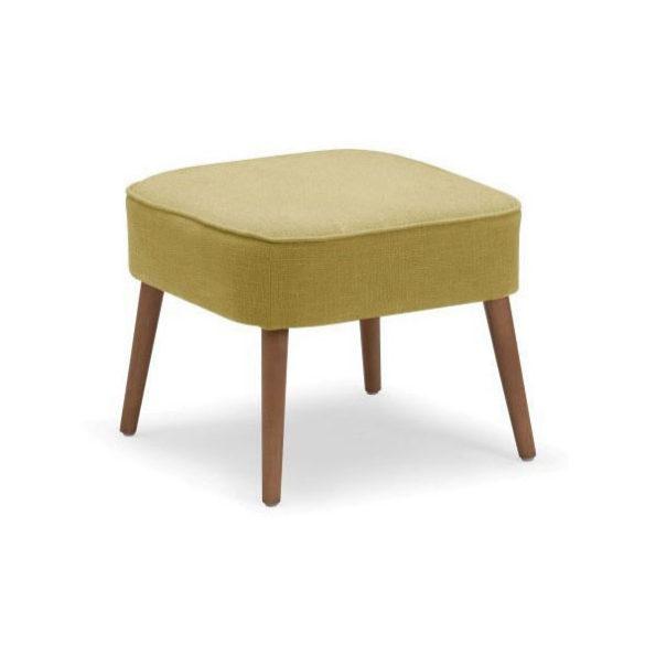 Buckeye Ottoman low stool