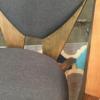 freya chair grey