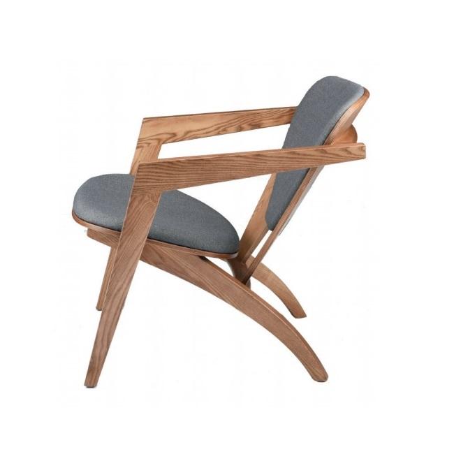 Freya Accent Chair Mikaza Meubles Modernes Montreal