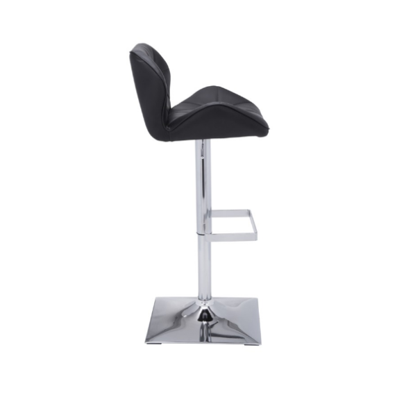 Colton stool black