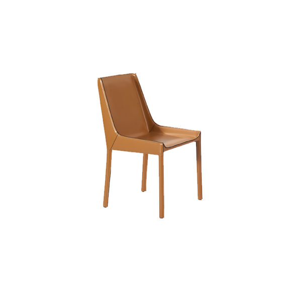 drake chair caramel