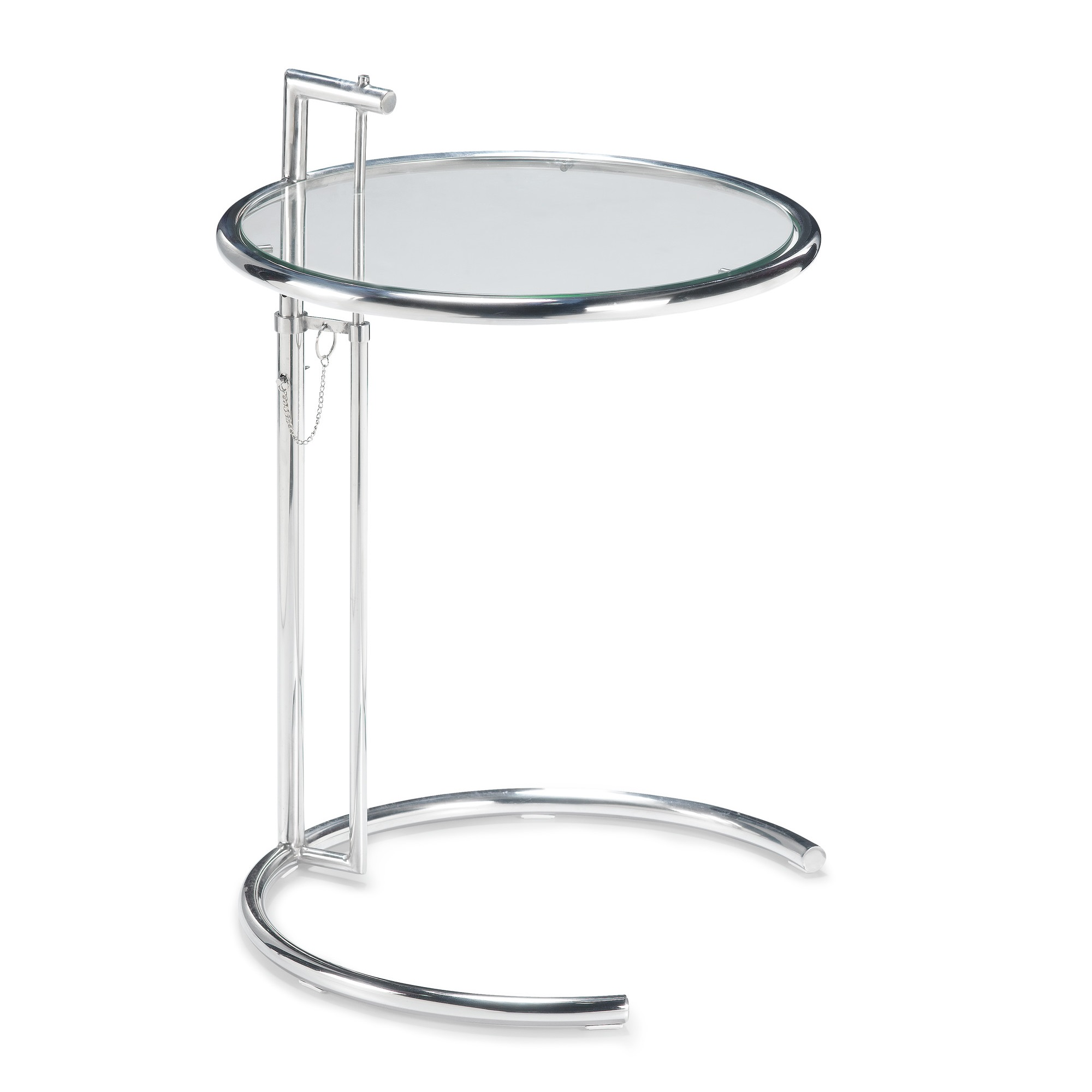 Eileen Gray Side Table Mikaza Meubles Modernes Montreal