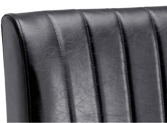 Holden chair black