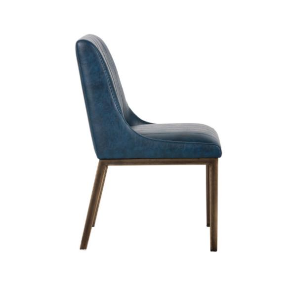 Holden chair blue