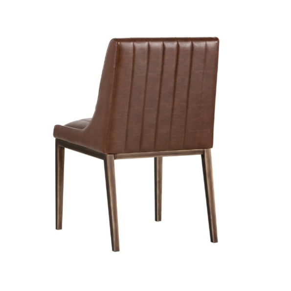 Holden chair brown