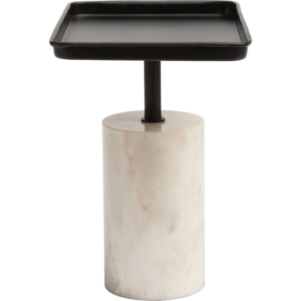 Dover Marble Accent Table