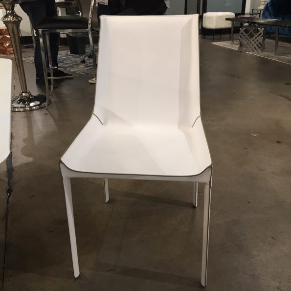 drake chair white