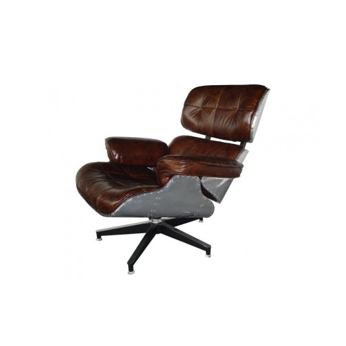 vintage eames brown
