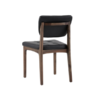 Cambridge Dining Chair black back