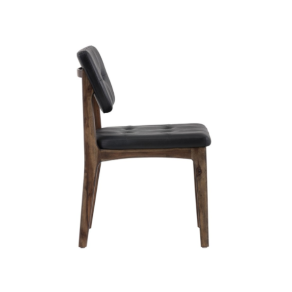 Cambridge Dining Chair black side