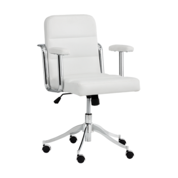 Fulton Office chair white