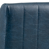 cardiffe blue accemt chair close up 2