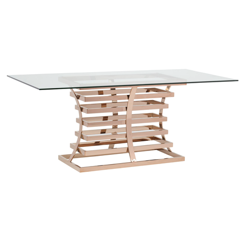 Qubix Dining Table Mikaza Meubles Modernes Montreal