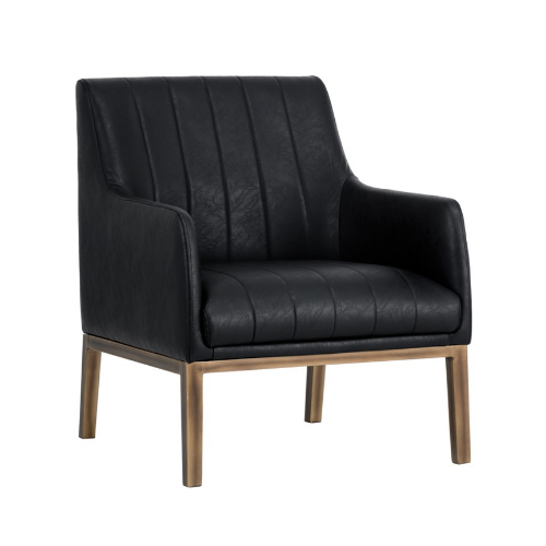 Holden Lounge Chair Black