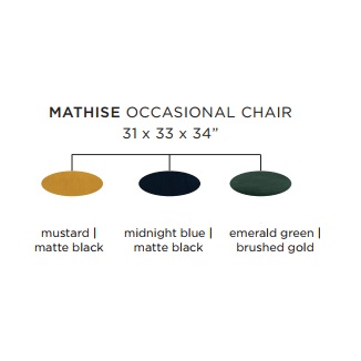 Mathise Occasional chair
