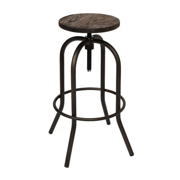 Flint Adjustable Stool