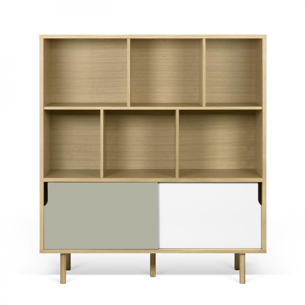 Dann Cupboard Mikaza Meubles Modernes Montreal Modern