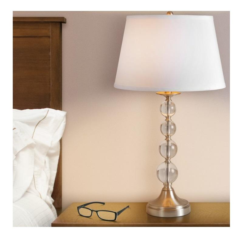 Venezia Table Lamp Set Of 2 Mikaza Meubles Modernes