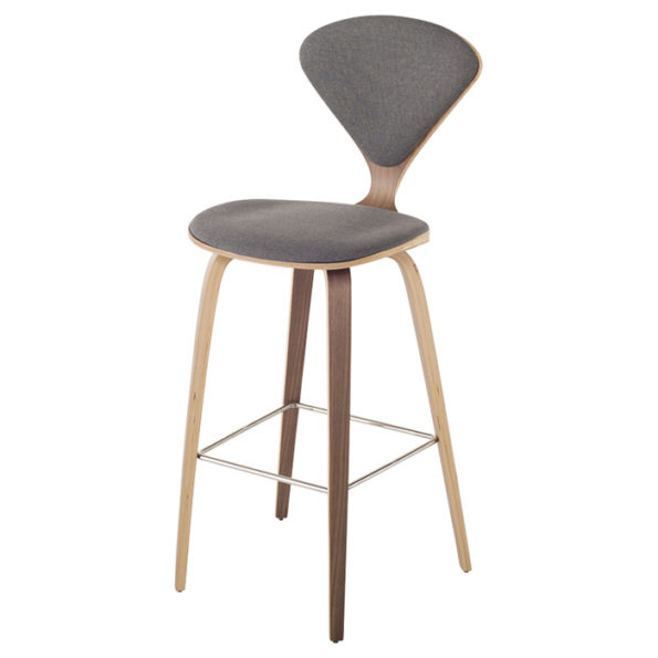 Sample Satine Counter Stool