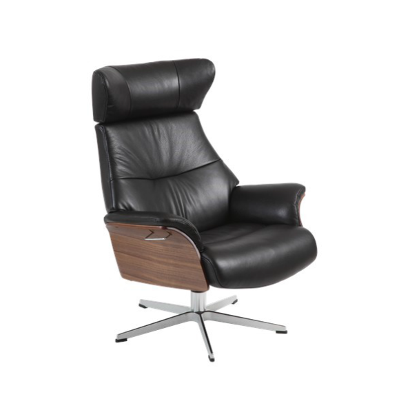 Air Armchair with footstool