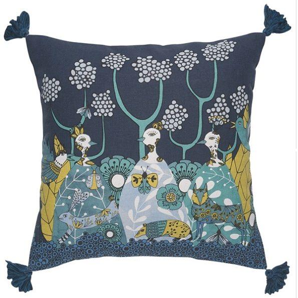 Birdland cushion
