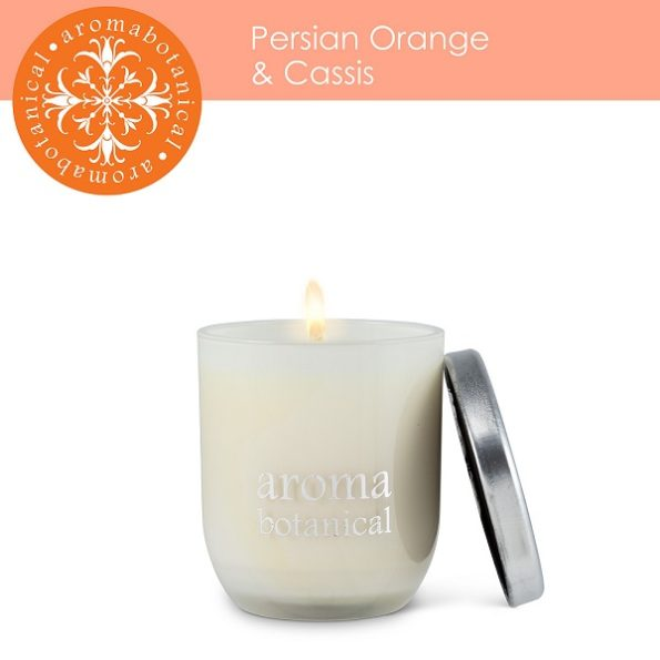 Small Persian Orange & Cassis Candle