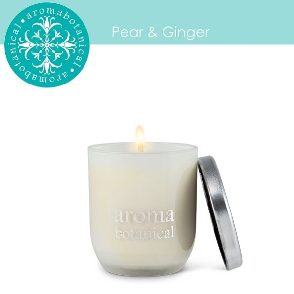 Small Pear & Ginger Candle