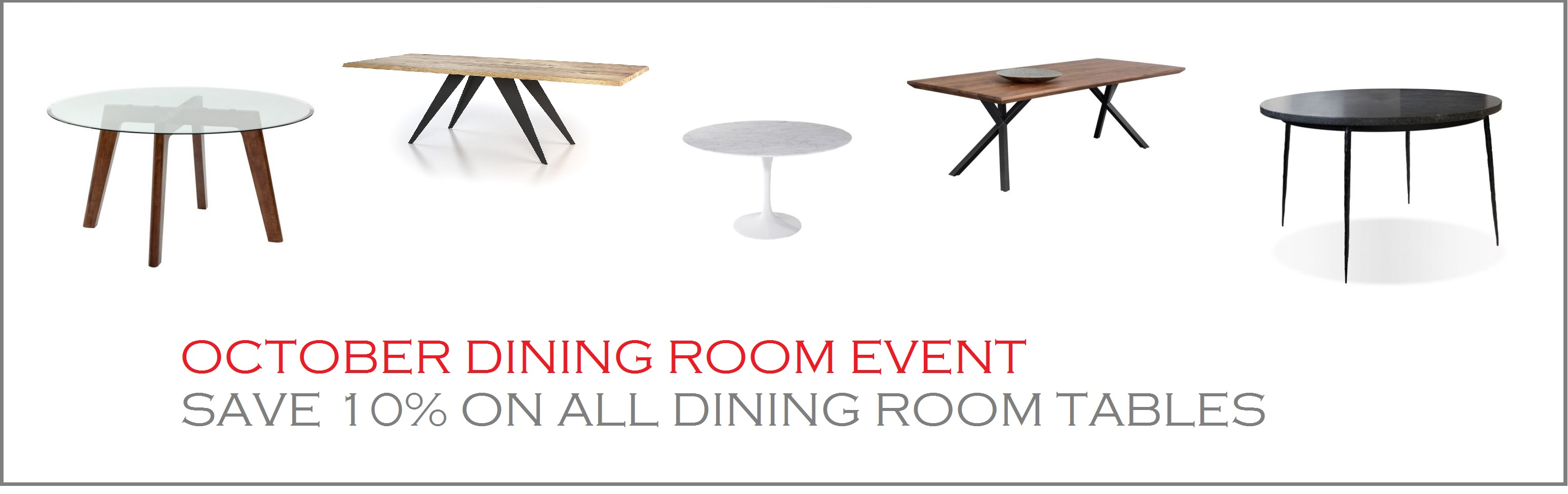 dining TABLE event OCTOBER_ENGLISH