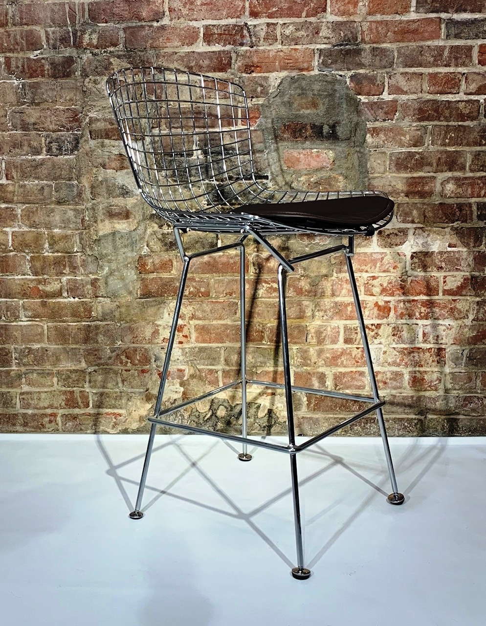 Bertoia Counter Stool Or Bar Stool Floor Models Mikaza